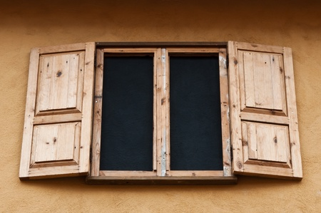 Tuscan window box photo