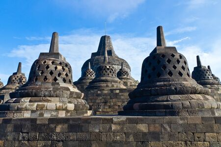 Borobudur Temple  Jogjakarta, Java, Indonesia  photo