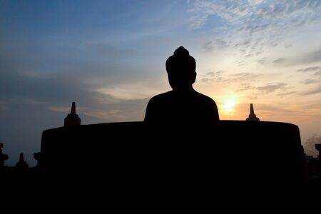 jogjakarta: Borobudur Temple  Jogjakarta, Java, Indonesia