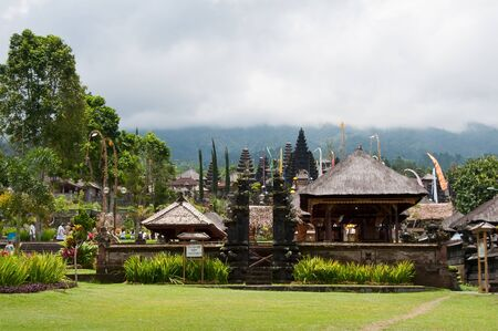 Balinese Temple Stock Photo - 13070252