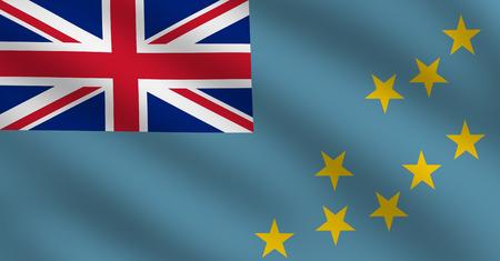 tuvalu: Flag of Tuvalu