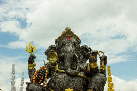 Ganesha   Dragon coffee Nakornratchsima photo