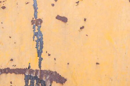sprayed: Steel sprayed red rust.Iron surface rust