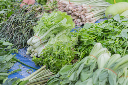 vegetable market: vegetable market