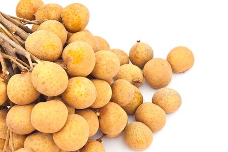 Thai people call this fruit that  Lamyai  photo