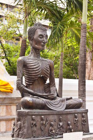 Meditation of Buddha image