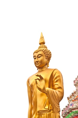 Beauty of Buddha image Stock Photo - 15087800