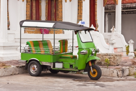 Tuk Tuk of Thailand Stock Photo - 15161858