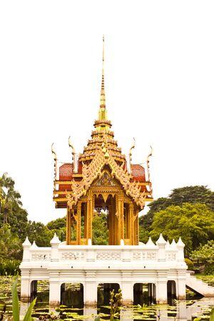 buddhist structures: pagoda Stock Photo
