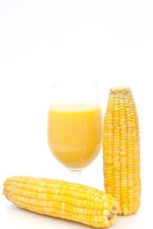outwit: corn with corn juice