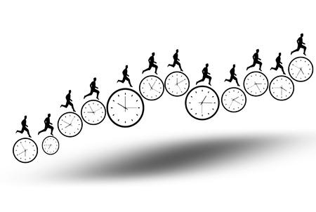 Eseguire abbinare con il tempo