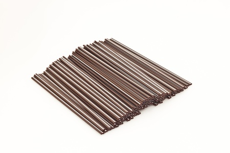 brown straw photo
