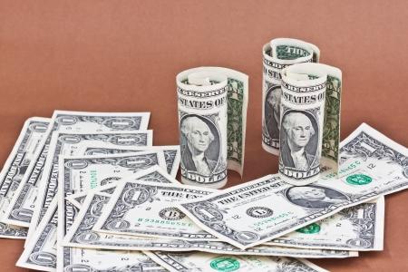 many dollars Stock Photo - 16502864