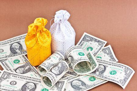 keep money for future Stock Photo - 16494503