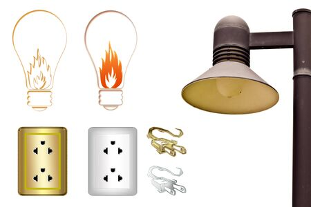 electricity  Stock Photo - 16975599