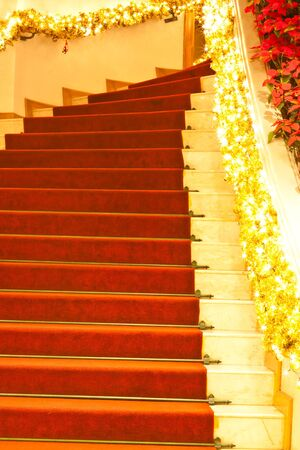 beauty of stair photo