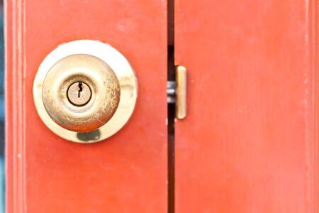 door lock photo
