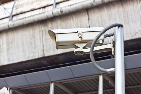 cctv on day time Stock Photo - 17221241