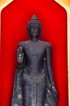 beauty of buddha statue photo