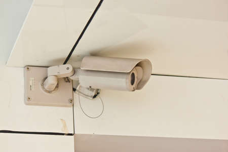 cctv on the wall photo