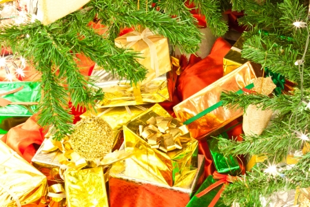 lovely gift box Stock Photo - 17697331