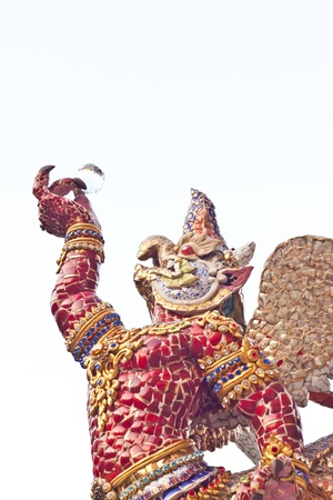 garuda: garuda art of thailand
