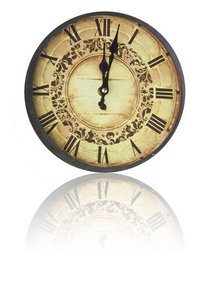 old clock Stock fotó - 18391721