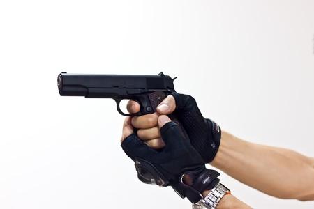 dangerous weapon Stock fotó - 18384947