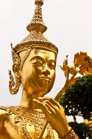 beautiful art in thailand Stock Photo - 18408538