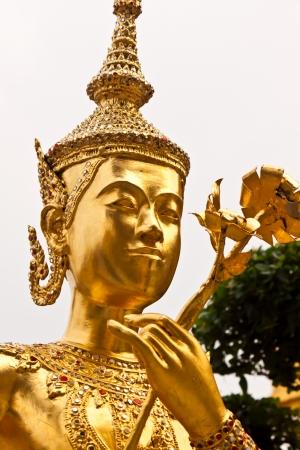 beautiful art in thailand Stock Photo - 18408538