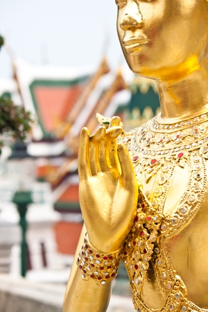 beautiful art in thailand Stock Photo - 18408555