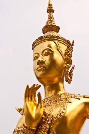 beautiful art in thailand Stock Photo - 18408019