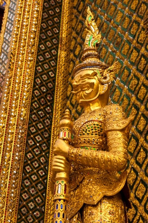 beautiful art in thailand Stock Photo - 18408829