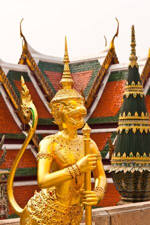 beautiful art in thailand photo