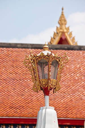 beauty of electricity post in thailand Stock Photo - 18408406