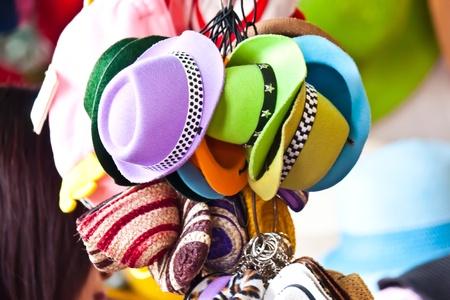 stile di moda il cappello