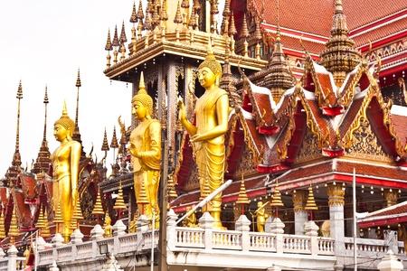 Buddha statue in thailand Stock Photo - 18703354