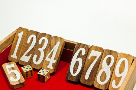 number collection photo