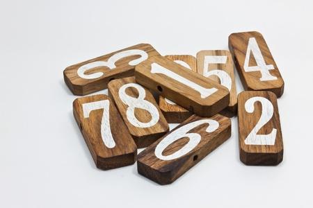 number design photo