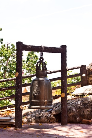 bell in thailand photo