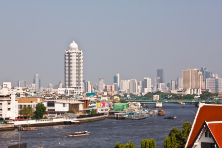 city of thailand photo