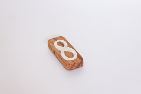 eight number photo