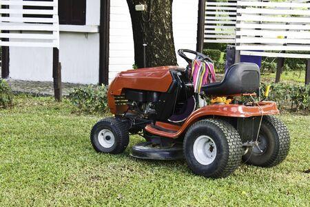 mower machine photo