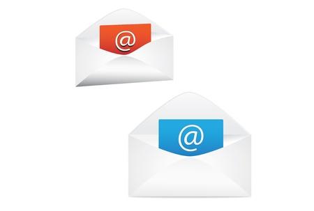 mail deaign Stock Photo - 21636743