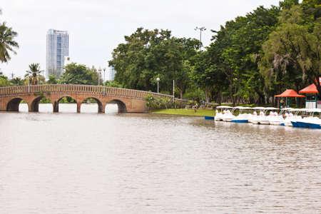 park in thailand Stock Photo - 22475070