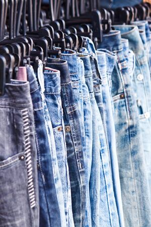 jean collection Stock Photo - 23767612