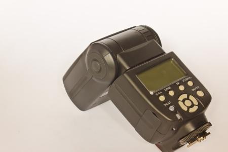 ttl: flash for camera Stock Photo