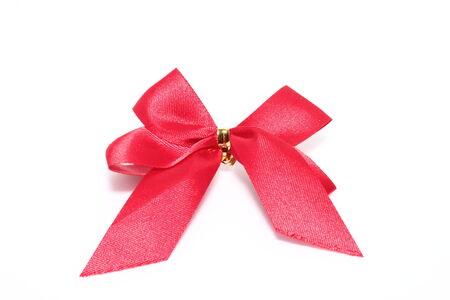 ribbon on white paper Stock Photo - 24740598