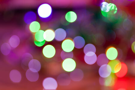 beauty of bokeh photo