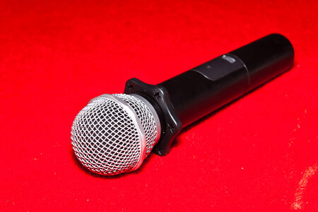 the microphone photo